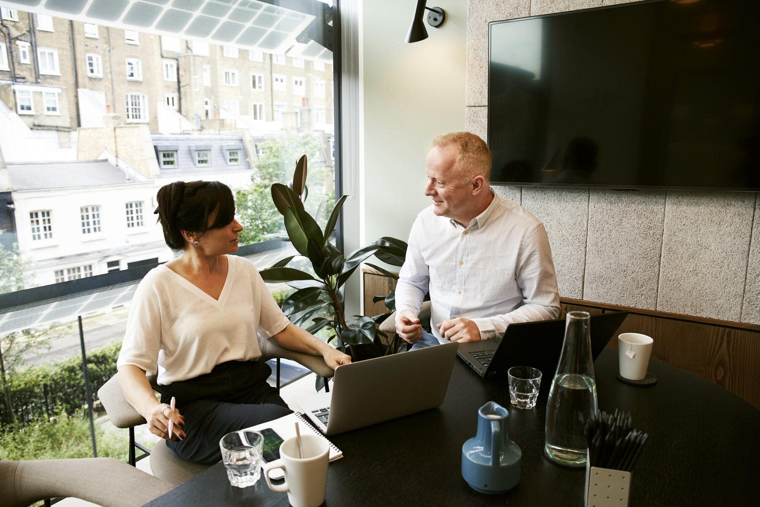 Jobbar du som konsult inom något av våra områden?
